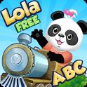 Lolas Alphabet-Zug - Lern ABC