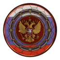 3D Russian Coat of Arms