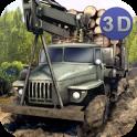Logging Truck Simulator 3D