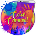 Holi Colors Live Wallpaper