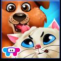 Kitty & Puppy