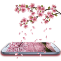 Romantic Sakura Live Wallpaper