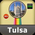 Tulsa Offline Map Travel Guide