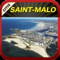 Saint Malo Offline Map Guide