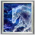 Crystal Horse Live Wallpaper