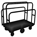 Contractor Cart Job List