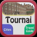 Tournai Offline Map Guide