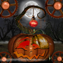 हेलोवीन Steampunk वॉलपेपर