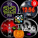 Halloween Watch Face Pack
