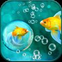 HD Ocean Fish Live Wallpaper