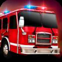 Fire Truck Emergency Driver 3D