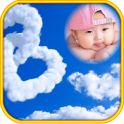 Cloud Sky Photo Frames