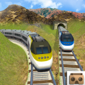 VR Train Driving Simulator 3D