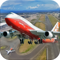 ✈️ Fly Real simulator jet Airplane games