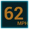 GPS LED Speedometer