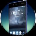 Launcher Theme for Nokia 5