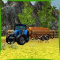 Tractor Slurry Transport 3D