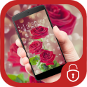 Red rose dream bubble theme