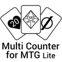 Multi Counter for MTG Lite