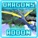 Dragons Addon for Minecraft PE
