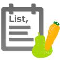 Shopping list app