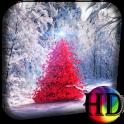 Xmas Tree Live HD Wallpaper