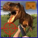 Dinosaurs Hunting VR Cardboard Jurassic
