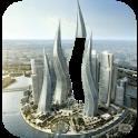 Dubai photo frames