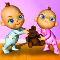 Talking Baby Twins - Babsy