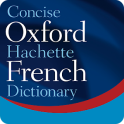 Concise Oxford French Dict TR