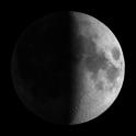 Moon Calendar Watch
