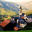 Switzerland Tourist Puzzle