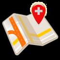 Karte von Bern offline