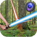 Lightsaber Photo Maker Editor