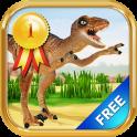 Velociraptor Run