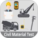 Civil Material Tester