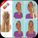 Step by step hair (female)