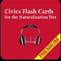 Civics Flash Cards Premium for US Citizenship Test