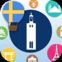 의 플래시 카드와 함께 스웨덴어 배우기 (무료)
