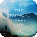 Mythical Happy City book