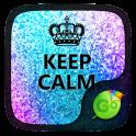 KeepCalm GO Keyboard theme