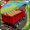 Truck Cargo Driving Hill Simulation: Truck Games