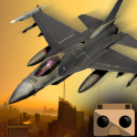 VR Jet Fighter Dogfight Game