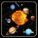 Children learn solar system