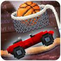 Pixel Cars. Basketball