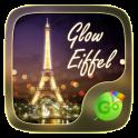 Glow Eiffel GO Keyboard Theme
