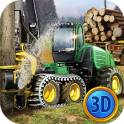 ⚙️ Sawmill Truck Driver Simulator 3D