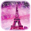 Sweet Paris Keyboard Themes