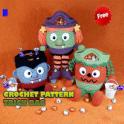 Crochet Pattern Trick Bag