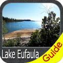 Lake Eufaula GPS Fishing Charts